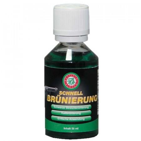 Brunering / Blånering