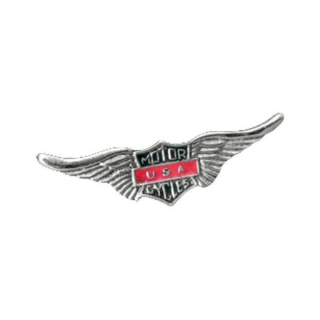 USA Motorcyles Pin
