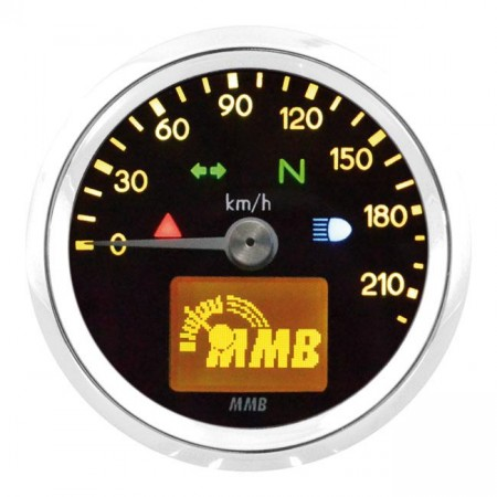 MMB Speedometere