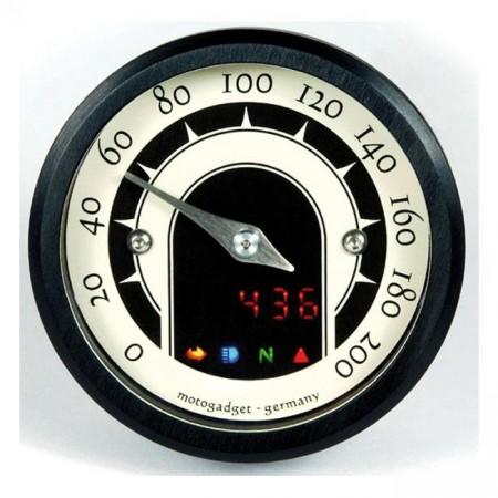 Motogadget Speedometere