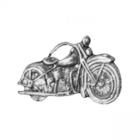 Old Bike Pin
